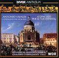 ヴィヴァルディ/祝祭日のための協奏曲集(ヴァイオリンのための6つの協奏曲)