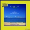 ドビュッシー/交響詩「海」、夜想曲、牧神の午後への前奏曲