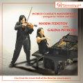 ヴァイオリンとピアノによるクラシック名曲集(シェラザード、ダッタン人の踊り、ほか)