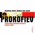 プロコフィエフ/スキタイ組曲、バレエ「ロメオとジュリエット」第1,2組曲