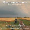 ラフマニノフ/ピアノ協奏曲第2番、同第4番
