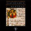 「ガウデアムス・アガーテ」〜グレゴリオ聖歌の聖アガーテのミサ、コッラディーニ/リチェルカーレ