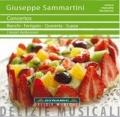 サンマルティーニ/チェンバロ協奏曲、フルート協奏曲集、オーボエ協奏曲集