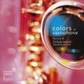 「Colors of Saxophone」〜無伴奏サクソフォンのための作品集