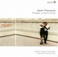 ピアソラ/ピアノ・トリオによるタンゴと歌曲集