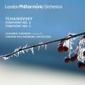 チャイコフスキー/交響曲第4番、第5番(2CD)
