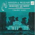 ハイドン/弦楽四重奏曲第67番「ひばり」、モーツァルト/弦楽四重奏曲第15番、クラリネット五重奏曲