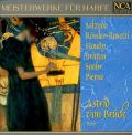 「ハープのための名曲集」〜サルセード、ロゼッティ、ブリテン、シュポアほか