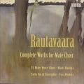 ラウタヴァーラ/男声合唱のための作品全集(2CD)
