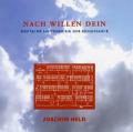 「あなたの意のままに」〜ドイツ・ルネサンス期のリュート音楽