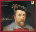 フェラボスコ2世&バード/声楽と室内楽作品集(コンソート・ミュージック)(2CD)