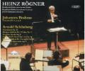 「ハインツ・レーグナーの芸術」〜ブラームス/交響曲全集、シェーンベルク/管弦楽曲集(4CD)