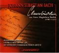 「アンナ・マグダレーナ・バッハの音楽帳1722/1725」