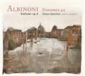 アルビノーニ/5声のソナタ(シンフォニア)集 Op.2
