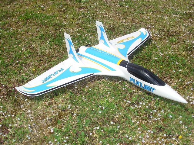 ファンジェット PNP完成機 (Air Fly)