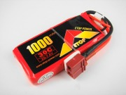 Lipo 2S-1000mAh(30C) E−Top Power