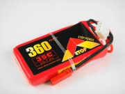 Lipo 2S-360mAh(35C) E−Top Power