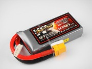 Lipo 3Sー1050mAh(80C) GRAPHENE2.0 Giant Power