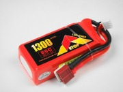 Lipo 3Sー1300mAh(65C)-E−Top Power