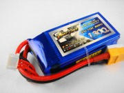 Lipo 3Sー1300mAh(65C)-XT60−Giant Power
