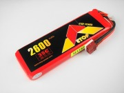 Lipo 3S-2600mAh(35C) E−Top Power