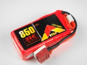 Lipo 3S-850mAh(35C) E−Top Power