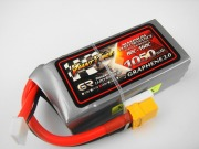 Lipo 4Sー1050mAh(80C) GRAPHEN 2.0 Giant Power