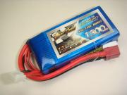 Lipo 3Sー1300mAh(65C)-GP