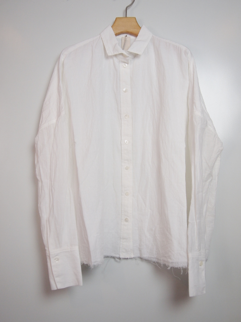 ≪New Arrival≫[送料無料]FORME D' EXPRESSION/SQARED SHIRTS.  [31-181-0001]