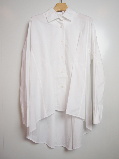 ≪New Arrival≫[送料無料]FORME D' EXPRESSION/TENT SHAPED SHIRTS.  [31-181-0002]