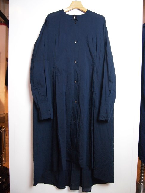 ≪New Arrival≫[送料無料]FORME D' EXPRESSION/TUNIC DRESS COAT.  [34-181-0001]
