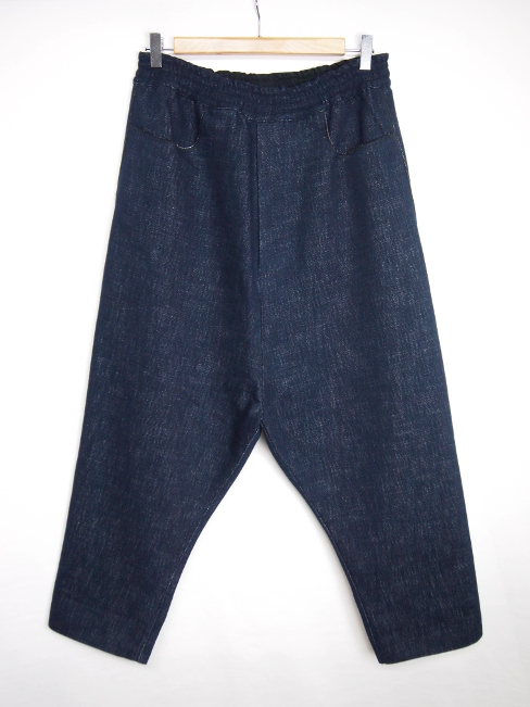 [NEW ARRIVAL][送料無料]BARBARA ALAN/DENIM FOUR POCKET PANT. [PNT 5222 TD001][43-172-0003]