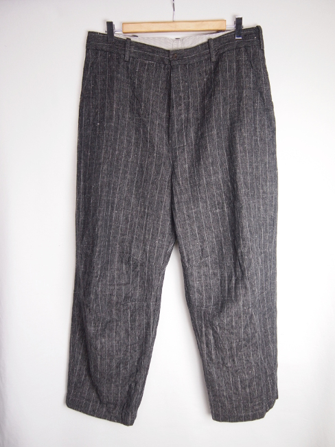 【FINALSALE 40%OFF!!1月31日(水)まで!!】←【30%OFF!!!】←[送料無料]FORME D' EXPRESSION/FARMER'S PANTS.  [23-172-0008]