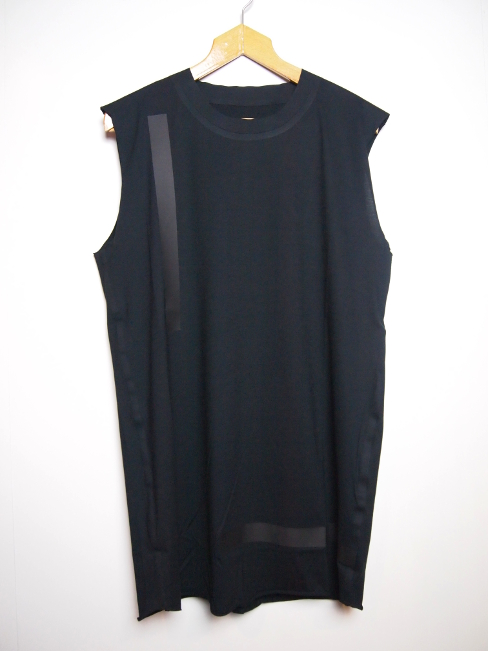 〇[送料無料]BARBARA ALAN/VEST JERSEY. [TOP1847/TJ000][42-181-0004]