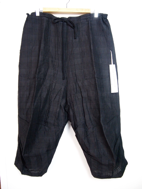 ≪New Arrival≫[送料無料]FORME D' EXPRESSION/PULL CARGO PANTS-LINED.  [43-181-0003]