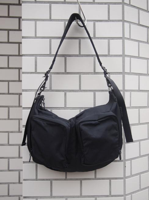 ≪New Arrival≫[送料無料]アミアカルヴァ/AMIACALVA/Gabardine Body bag. [F009][59-171-0002]