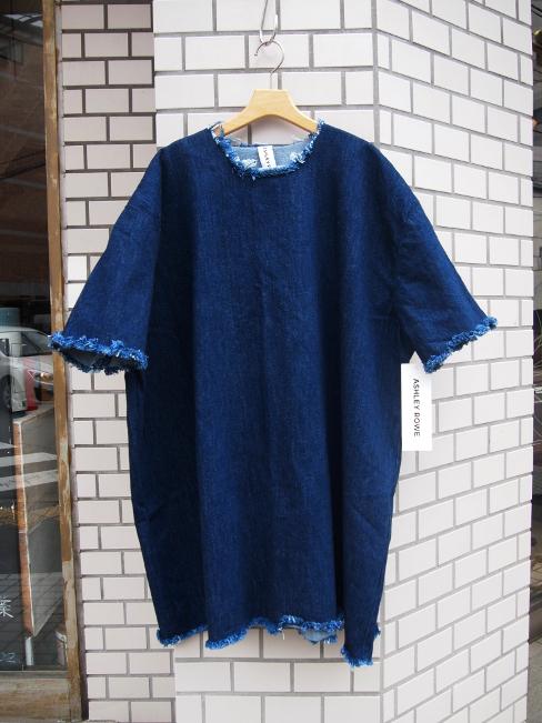 [送料無料]ASHLEY ROWE/アシュレイ・ロウ/SHORT DRESS. [44-162-0001]