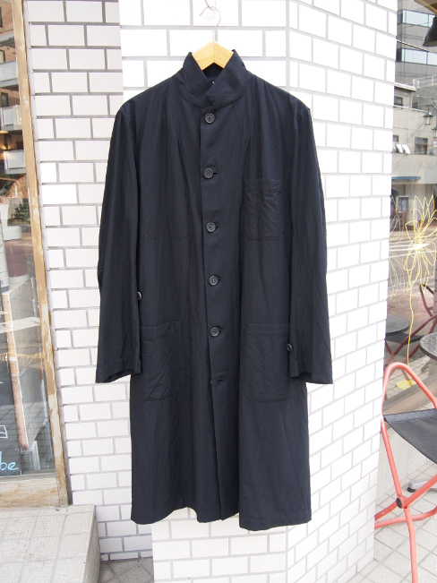 ≪New Arrival≫[送料無料]FORME D' EXPRESSION/REVERSIBLE LAB COAT.  [34-171-0006]