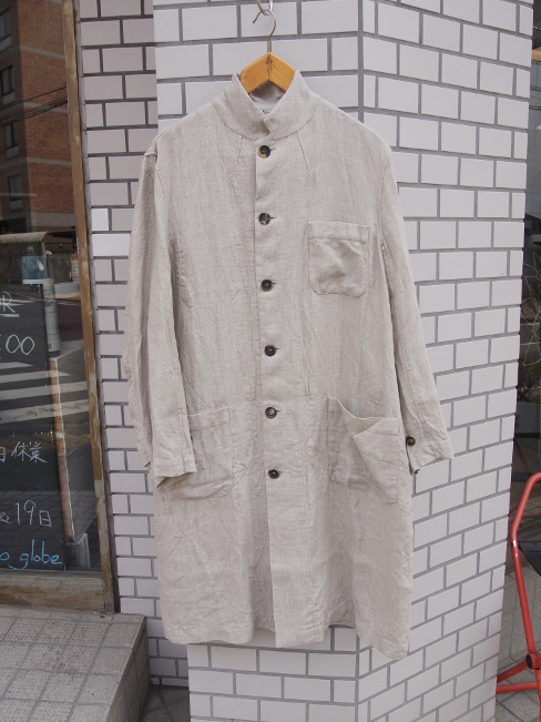 ≪New Arrival≫[送料無料]FORME D' EXPRESSION/REVERSIBLE LAB COAT.  [34-171-0005]