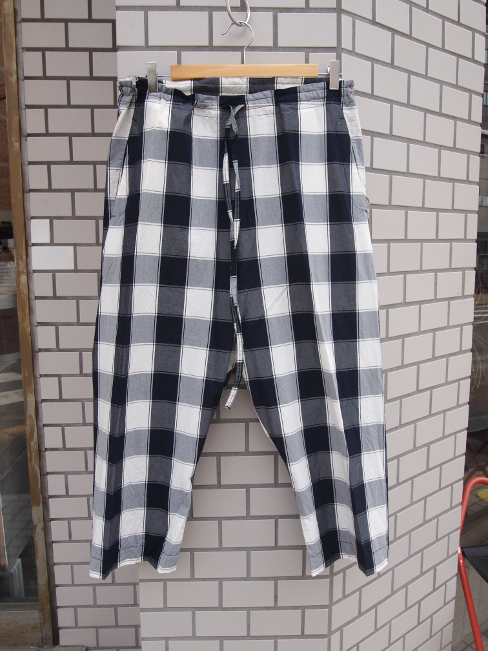≪New Arrival≫[送料無料]FORME D' EXPRESSION/BUGGY PULLON PANTS.  [33-171-0012]