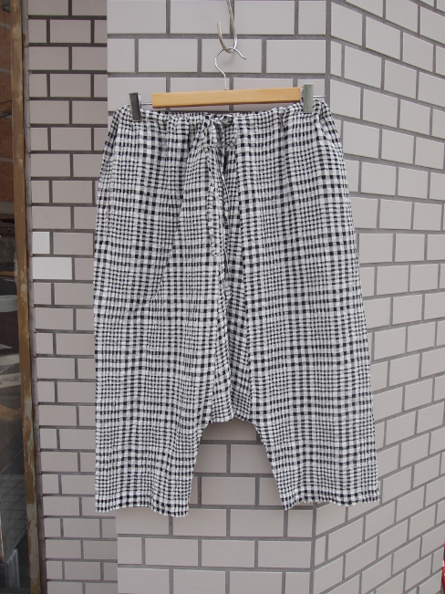 ≪New Arrival≫[送料無料]FORME D' EXPRESSION/SHORT THAI PANTS.  [33-171-0010]