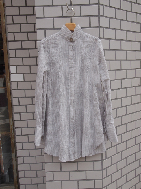 ★≪New Arrival≫[送料無料]FORME D' EXPRESSION/EMPIRE LONG BLOUSE.  [41-171-0002]