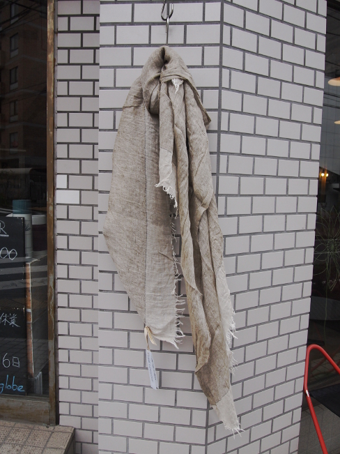 ≪New Arrival≫[送料無料]FORME D' EXPRESSION/ANOUK BLANKET.  [38-171-0003]