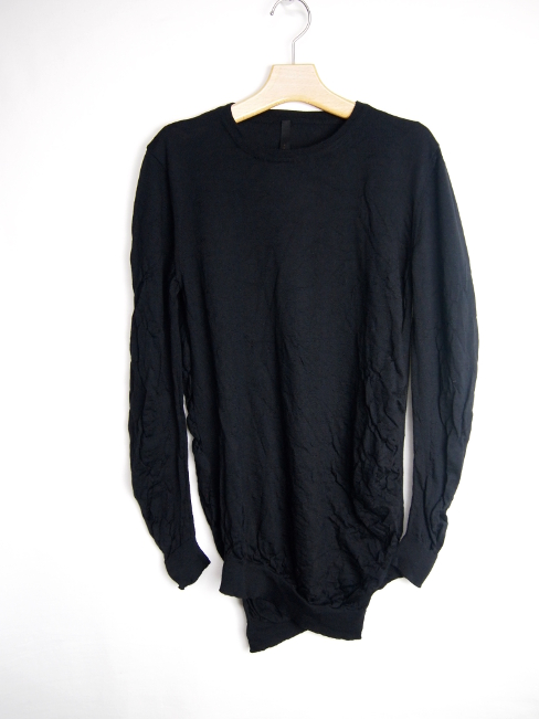 ≪New Arrival≫[送料無料]FORME D' EXPRESSION/TWISTED KNIT PULLOVER.  [36-172-0001]