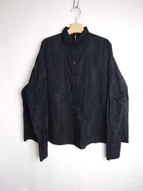 【FINALSALE 40%OFF!!1月31日(水)まで!!】←【30%OFF!!!】←[送料無料]FORME D' EXPRESSION/SQUARED SHIRT.  [31-172-0002]