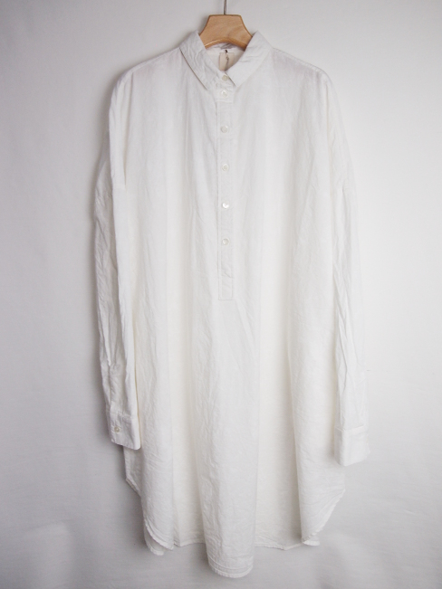 ≪New Arrival≫[送料無料]FORME D' EXPRESSION/OVERSIZED SHIRT DRESS.  [34-172-0012]