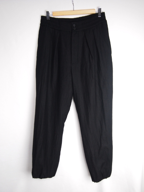 【FINALSALE 40%OFF!!1月31日(水)まで!!】←【30%OFF!!!】←[送料無料]FORME D' EXPRESSION/JOGGER'S PANTS.  [23-172-0006]