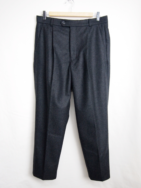 【FINALSALE 40%OFF!!1月31日(水)まで!!】←【30%OFF!!!】←[送料無料]Lownn/NEO PANTS WOOL. [23-172-0004]