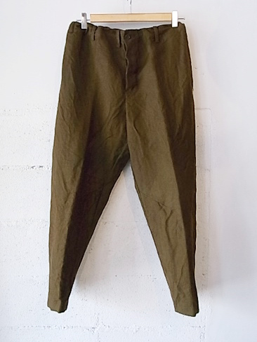 【FINALSALE 半額!1月31日(水)まで!!】←【SALE/セール/30%OFF】[送料無料]Forme d'expression/Casual lounge pants. [43-152-0006]