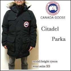 canada goose höstjacka herr